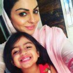 Neeru Bajwa baby
