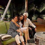 Rakul Preet Singh Family - Father, Mother
