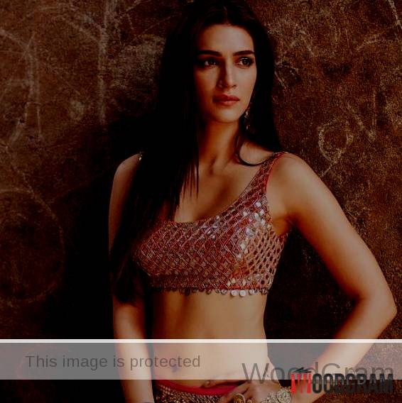 Hot Indian Actress Kriti Sanon