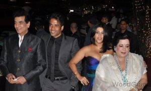 Ekta Kapoor Family - Parents And Brother