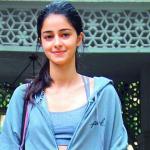 Indian Actress Ananya Pandey