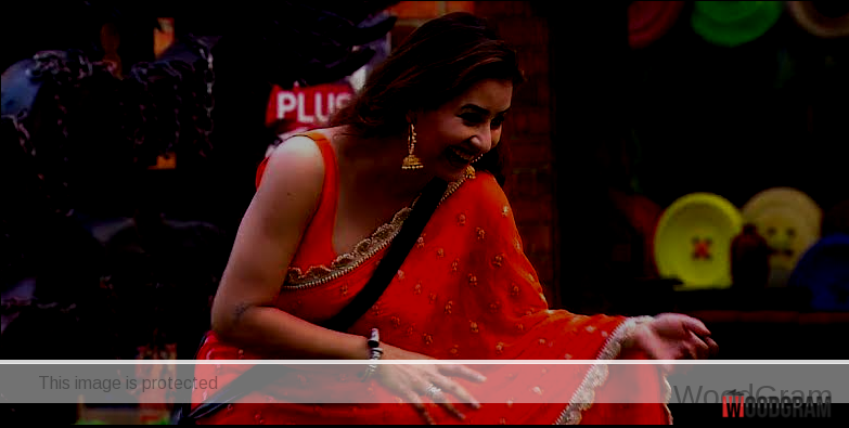 shilpa shinde photos in saree