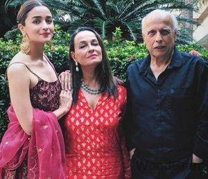 Alia Bhatt Family - Father, Mother
