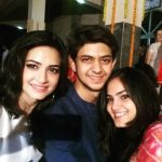 Kriti Kharbanda Brother And Sister
