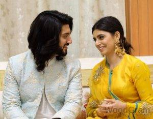 Kunal Jaisingh With His Wife