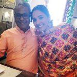 Neeti Mohan Father