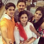 Rohan Mehra Family - Father, Mother, And Sister