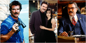 Actor tom selleck television shows