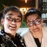 Akshara Haasan Mother