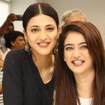 Akshara Haasan Sister