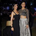 Akshara Haasan With Shruti Haasan