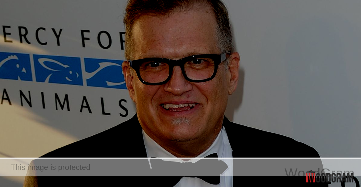 American Television Show Host Drew Carey
