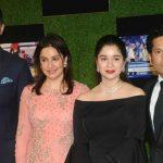 Anjali Tendulkar Family