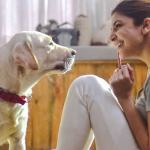 Anushka Sharma Love Animals