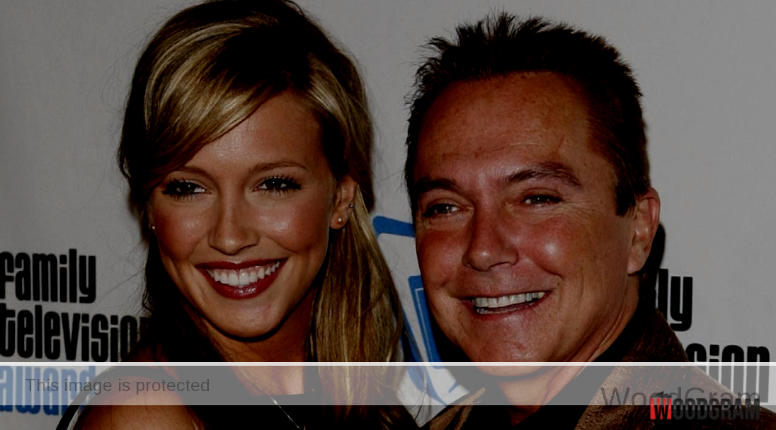 David cassidy with his daughter