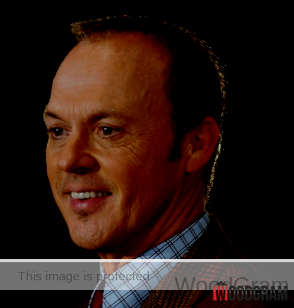 Hollywood Actor Director Michael Keaton