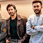 Humpty Sharma Ki Dulhania Director Shashank Khaitan With Karan johar