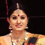Indian Actress Sudha Chandran