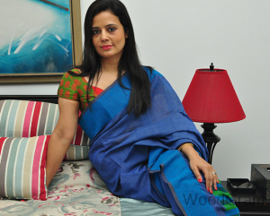 Indian Politician Mahua Moitra