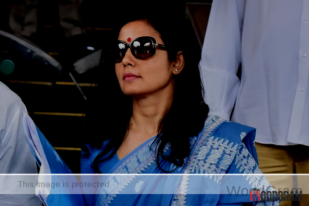 Indian Politician Moitra Mahua