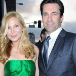 Mad Men Star Jon Hamm And Jennifer Westfeldt