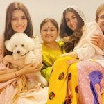 Nupur Sanon Parents And Sister