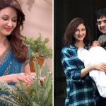 Saumya Tandon With Husband