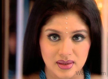 Television Actress Sudha Chandran