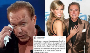 david cassidy last words told by his daughter