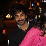 Aadhi Pinisetty With His Roumer Gf Nikki
