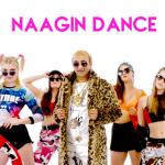 Akash Dadlani Song Naagin Dance