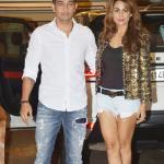 Ankita With Husband