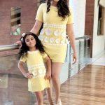 Isha Koppikar With Her Daughter