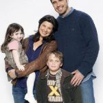 Nancy McKeon With Husband And Children