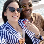 Natasa Stankovic Engaged With Hardik Pandya