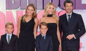Patrick Dempsey His Wife And Kids