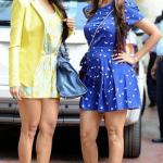 Sisters Ankita And Malaika Arora
