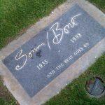 Sonny Bono Funeral