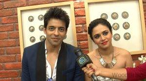 Amruta Khanvilkar With Her Husband