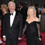 Christopher Plummer With Spouse