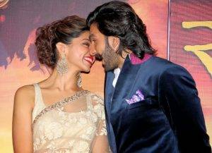 Deepika Padukone With Husband Ranveer Singh Images