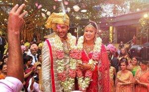 Mayank Agarwal Marriage