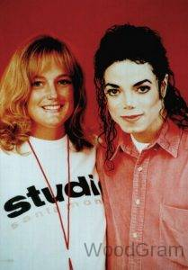 Michael Jackson And Debbie Rowe Image