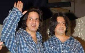 Rahul Roy Images With His Twin Brother