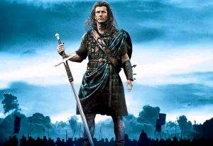 William Wallace In Movie
