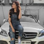 Akanksha Puri Net Worth, With Her First Car