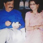 Akanksha Puri Parents