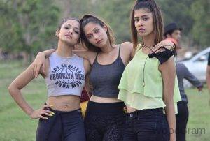Anushka Mitra With Her Best Friends