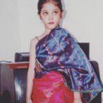 Anushka Mitra's Childhood Image