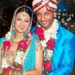 Barkha Sengupta And Indraneil Sengupta Marriage Photo